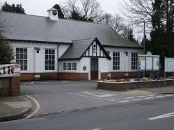 Shepperton Village Hall.