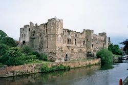 Newark Castle in Nottinghamshire