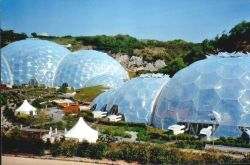 The Eden Project, Bodelva, Cornwall