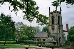 St Johns Church in Leeds, West Yorkshire
