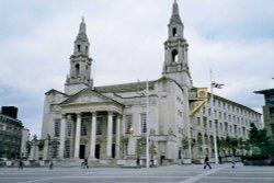 Leeds, Civic Hall.