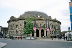 Corn Exchange in Leeds, West Yorkshire