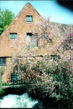 City Mill in Winchester
