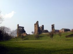 Sheriff Hutton Castle, North Yorkshire