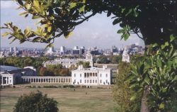 Queen's House, Greenwich in Autumn 2003