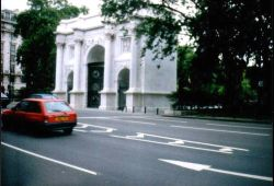 London - Marble Arch, Sept 1996