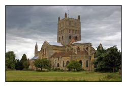 Tewkesbury Abbey,Gloucestershire
