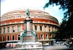 London - Royal Albert Hall, Sept 1996