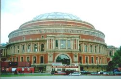 London - The Royal Albert Hall, Sept 2002