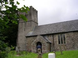 Church in Mariansleigh, Devon