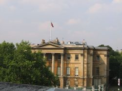 Wellington Museum, from Wellington Arch in London