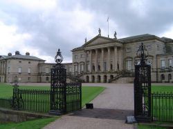 Kedleston Hall, Derby (front view)