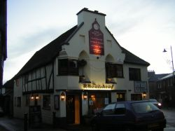 A nice bar 'The Wheatsheaf', Midhurst, West Sussex