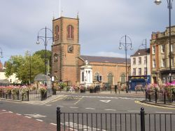 Stockton Parish Church, High Street, Stockton on Tees