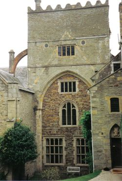 The Tower, Buckland Abbey, Devon