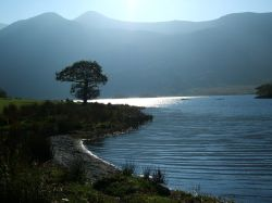 Crummock Water,The Lake District, Cumbria 2005.