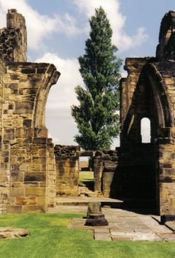 at Monk Bretton Priory, Cudworth, South Yorkshire