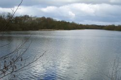 Mapperley Reservoir, Shipley Country Park, Derbyshire
