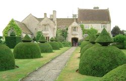 Lytes Cary Manor, near Charlton Mackrell, Somerton, Somerset (National Trust).