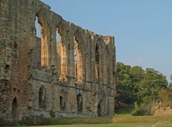 Easby Abbey, Richmond, Yorkshire, South Wall