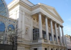 The Royal Opera House, Covent Garden, London