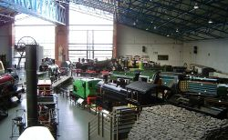 Part of the National Railway Museum at York