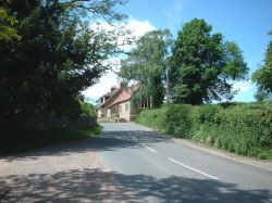 Old School and School House, Aston Ingham village in Herefordshire