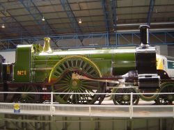 at the National Railway Museum, York