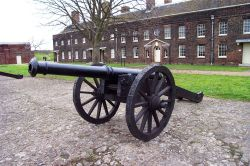 A picture of Tilbury Fort