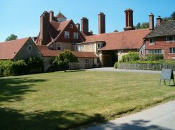 Standen estate near East Grinstead, West Sussex