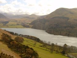 Loweswater, in the west of Cumbria