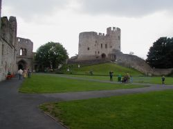 Dudley Castle, Dudley, in the West Midlands