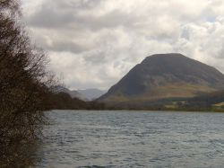 Loweswater, with Mellbreak Fell, CUMBRIA