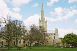 Norwich Cathedral (April 06)