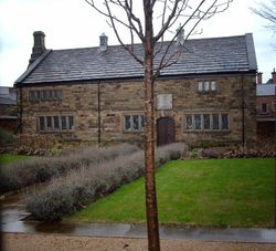 A picture of Friends Meeting House