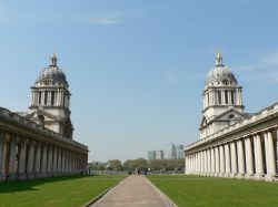 The Royal Naval College, Greenwich, May 2006