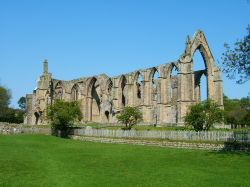 Priory, Bolton Abbey nr Grassington, Yorkshire Dales