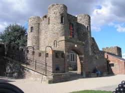 Ypres Tower , Rye.