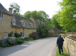 Snowshill, Gloucestershire. In the Cotswolds