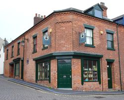 The D H Lawrence Birthplace Museum, Eastwood, Nottinghamshire