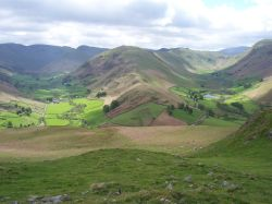 Martindale & Boredale from Hallin Fell, Cumbria