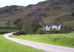 Hause Farm B&B, Hallin Fell, Martindale, Cumbria