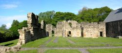 St.Bedes Monastery in Jarrow, Tyne And Wear
