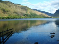 Buttermere. The Lake District