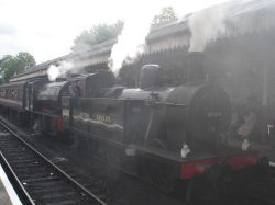 A picture of East Lancashire Railway, Bury - Lancashire.