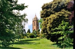 Bristol -Brandon Hill, Cabot Tower