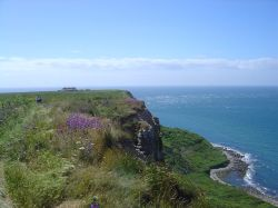 View from the coastal footpath between Swanage and Kimmeridge, Dorset