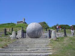 The Great Globe at Durlston Country Park, Dorset