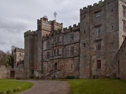 Chillingham Castle in Chillingham, Nothumberland