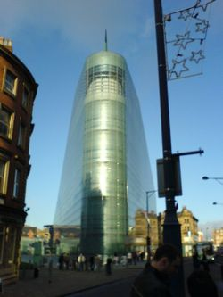 The Urbis, Manchester - Dec. 2005